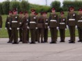 JNCOs Passing Out Parade, Northern Ireland, 2005. 2nd Battalion 'Poachers' The Royal Anglian Regiment.