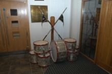 The King's Drums