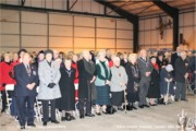 Lincolnshire Poppy Appeal Launch, Eask Kirkby Airfield, 25th October 2008