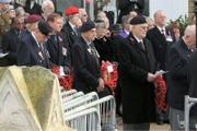 Lincoln War Memorial, 8th November 2008