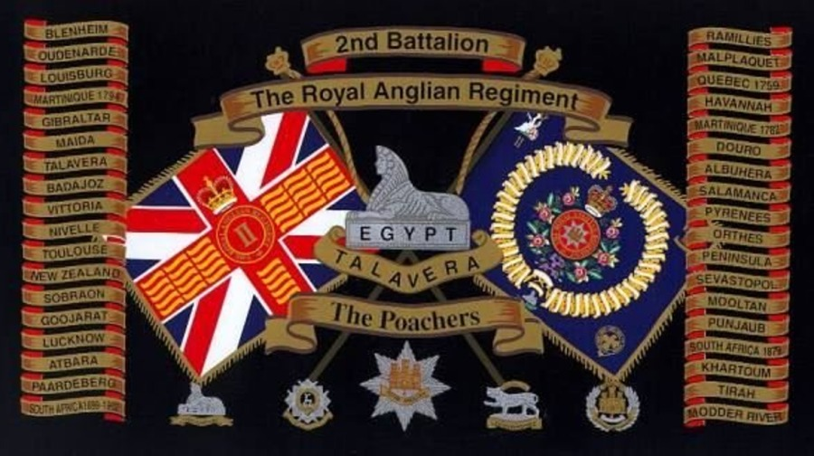 The Royal Anglian and Royal Lincolnshire Regimental Association
