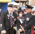 Veterans' Day, Lincoln 2008