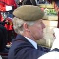 Dave Metcalfe - Lincoln War Memorial, 7th November 2009