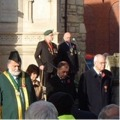 Lincoln War Memorial, 7th November 2009