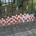 Gainsborough War Memorial, 11th November 2009
