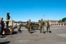 Talavera Parade, 2009. 2nd Battalion 'Poachers' The Royal Anglian Regiment.
