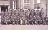 Cleethorpes Platoon at Sobraon Barracks