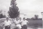 Alan Morley, Brian Revel, Tony Shortland, Frank, Sismore