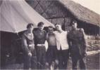 Frank Sismore, Harry, Barry, Len, Tony