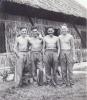 Gordon Scotney, Monk, Alan Morley, Vause - Kuala Lumpur