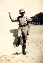 Walter Wildmore, India, 1939