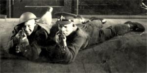 Walter Wildmore, India, 1940