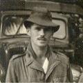 Leslie Kirk. Malaya 1957.