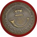 Button - Lincolnshire Rifles