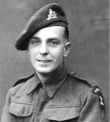 Private George Bridges, 4th Bn