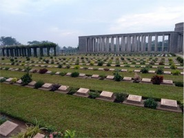 Rangoon Military Cemetary