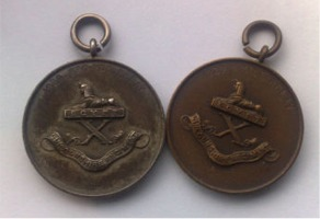 Lincolnshire Regiment Running Medals, 1929