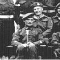 1947: W.O. & Sgts Mess, Sarafand, Palestine.