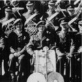 1948: 1st Btn Band & Drums at El Ballah, Egypt.