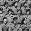 1949: 1st Royal Lincolnshire Regt, Signal Platoon.  Moascar, Egypt.