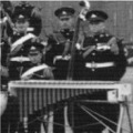 1953: 1 Btn Royal Lincolnshire Regt Band & Drums.  Brooks Barracks, Berlin.