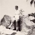 Bas on Leave 1956