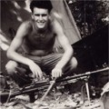 Sgt Poole. 1957.