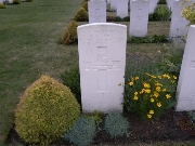 Private H R Frost, 25th April 1945, Aged 23