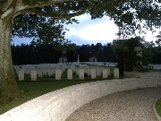 War Graves at Bechlingen