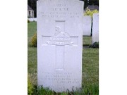 Captain B O Kime, 26th April 1945, Aged 41