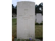 Lieutenant W C Piper, 25th April 1945, Aged 34