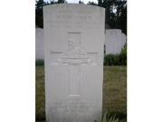 Private S Whiteman, 20th April 1945, Aged 31