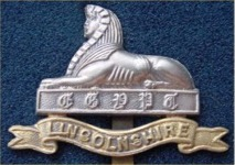 The Lincolnshire Regiment