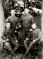 George Beeton - With Pals