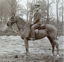 George Beeton - Mounted Infantry