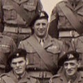 W.O.'s & Sergeants' Mess, 4/6 Btn. Royal Lincolnshire Regt. (T.A.) Barry Budden Camp, Carnoustie, 1959.