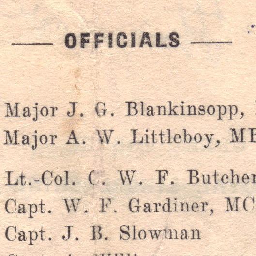 Malaya Command, Inter-Unit Boxing Championships Final 1956-57 (page 4)