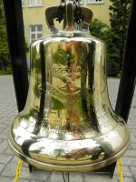 Lincolnshire Regiment Bell