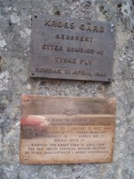 Krogs Farm Plaque