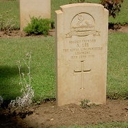 Pte A G Lee, KiA 5 Jun 1949.