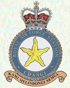 RAF Changi Crest