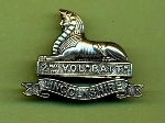 2nd Volunteer Battalion, The Lincolnshire Regiment. Cap Badge.