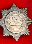 Offcers' Cap Badge WW1.