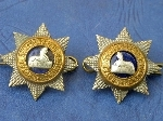 Officers' collar badges (No1 Dress, Blues, Patrol).