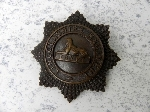 Pre 1946 Officers' SD Cap Badge.