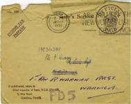 Address 20 January 1951.