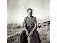 Fred Wragg (Royal Lincolnshire Regiment) - Middle East, 1947-50 (1)