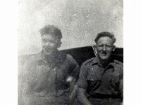 Fred Wragg & Royal Lincolnshire Regiment unknown 'A' - Middle East, 1947-50