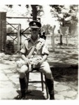 Fred Wragg (Royal Lincolnshire Regiment) - Aqaba, Trans-Jordan, 27th June 1950