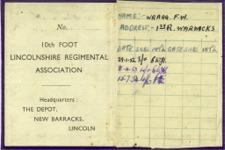 10th Foot Regimental Association